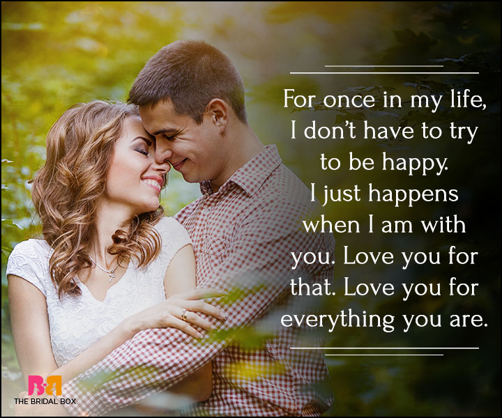 Love You Quotes For Her - Love You For Everything