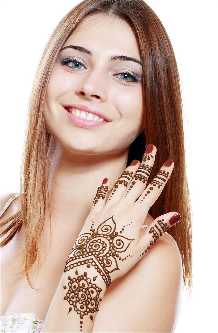 Mehndi Tattoo Designs - In Your Spheres