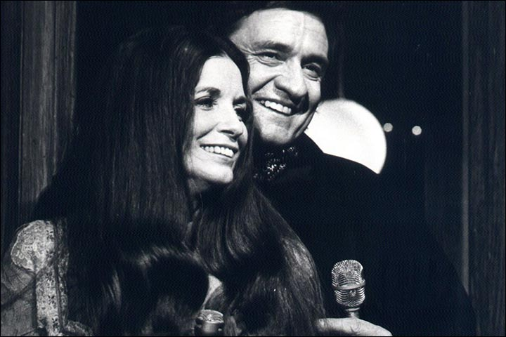 Passionate Love Stories - Johnny Cash And June Carter