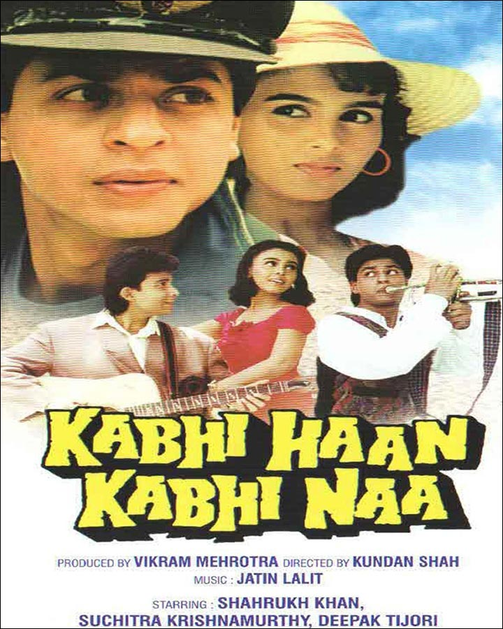 Bollywood Love Story Movies - Kabhi Haan Kabhi Naa