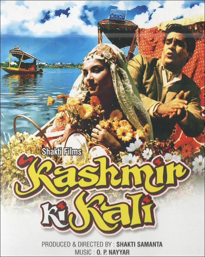 Bollywood Love Story Movies - Kashmir Ki Kali