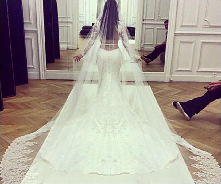 Wedding Veils - Kimmy K