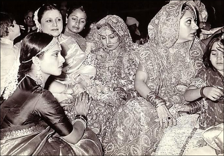 Rekha Family Childhood Photos Actress: Rekha Marriage: The Complex Love Story Of The Resilient Beauty