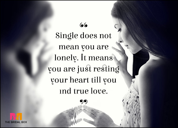 Lonely Love Quotes - Find True Love