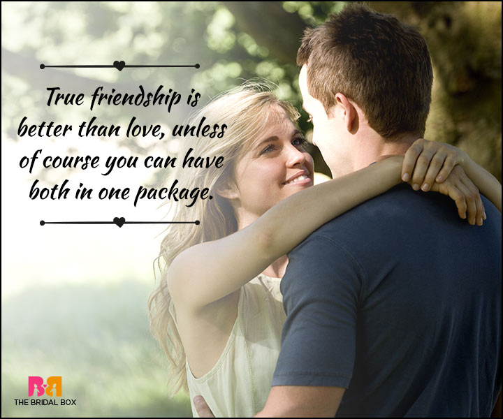 Love And Friendship Quotes - One Package