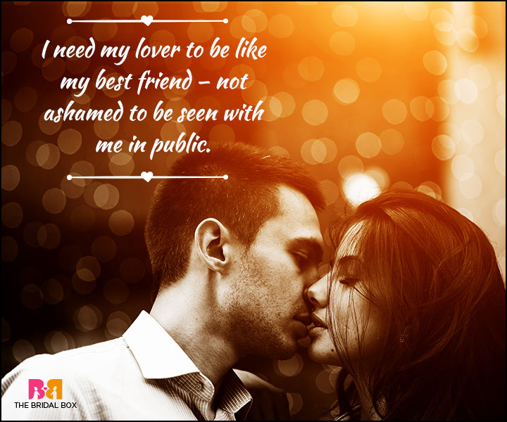 Love And Friendship Quotes - PDA