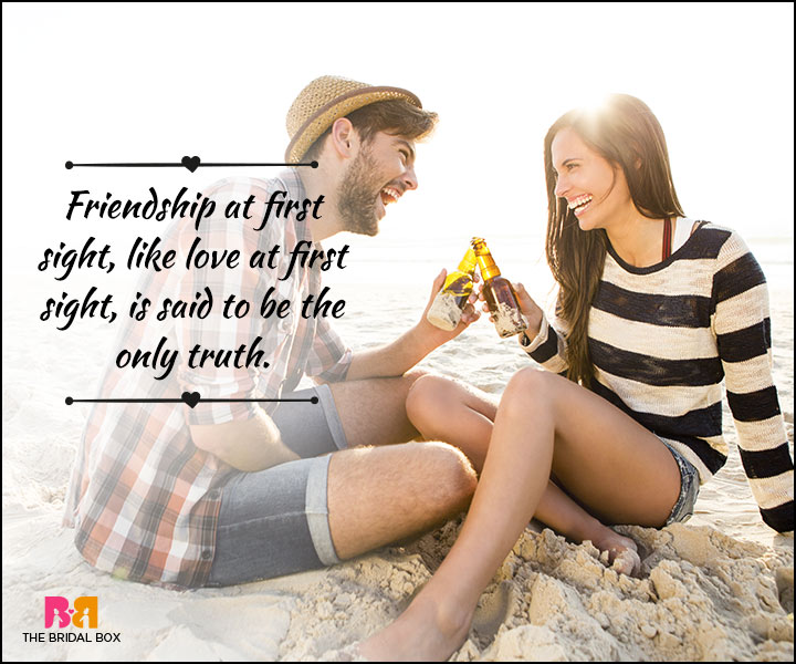 Love And Friendship Quotes - Only Truth