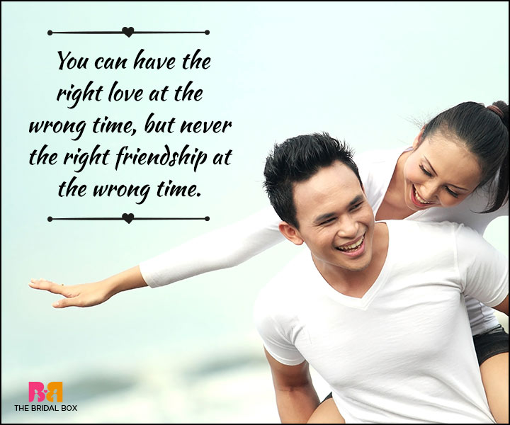 Love And Friendship Quotes - Friendships Never Go Wrong