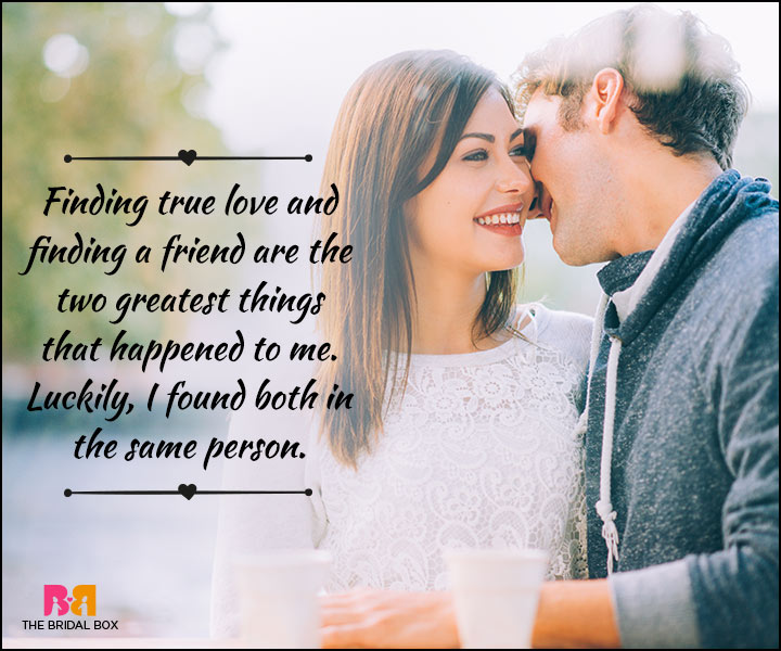 Love And Friendship Quotes   My Best Friend True Love