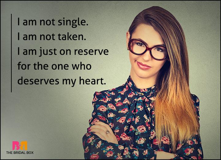 Love Attitude Status - Reserved