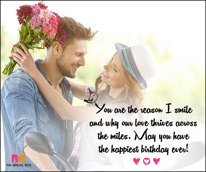 Romantic Birthday Love Messages: 70 Love Birthday Messages To Wish That Special Someone
