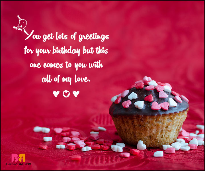 70 Love Birthday Messages To Wish That Special Someone – Birthday Greetings to a Loved One
