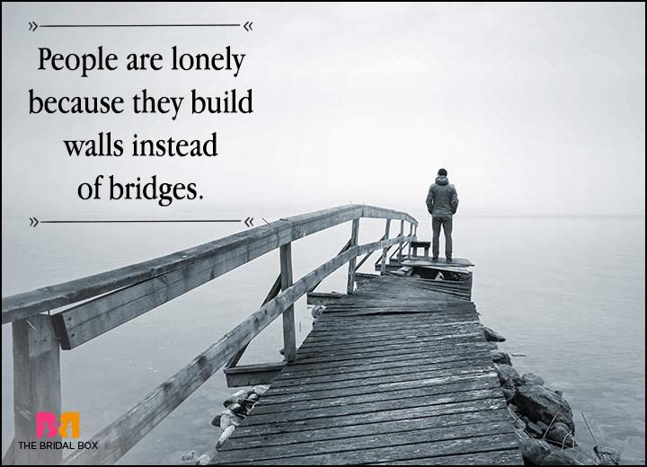 Love Failure Status - Walls And Bridges