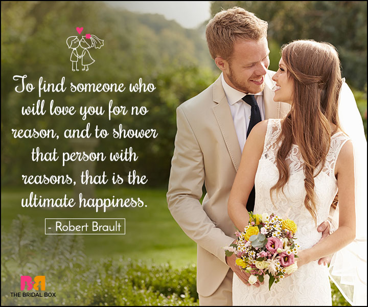 Love Marriage Quotes - The Ultimate Happiness