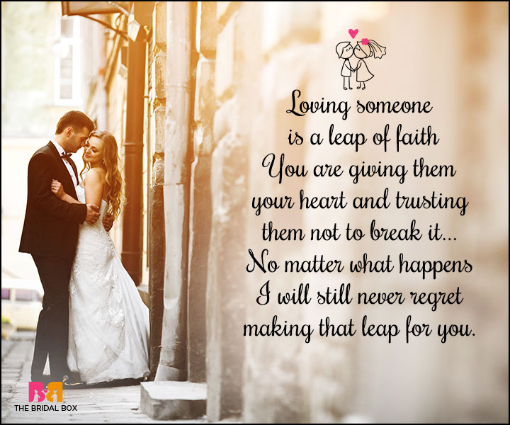 35 Love Marriage Quotes To Make Your D-Day Special
