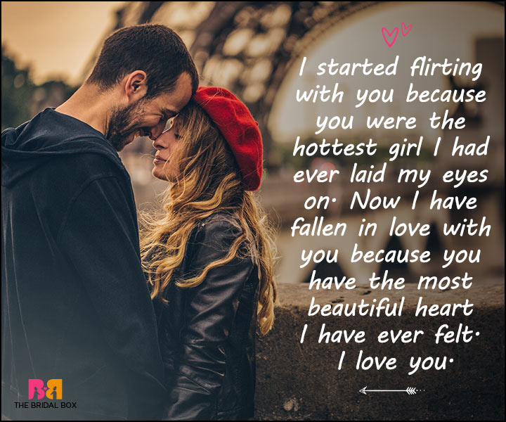 Love Messages For Her - The Most Beautiful Heart