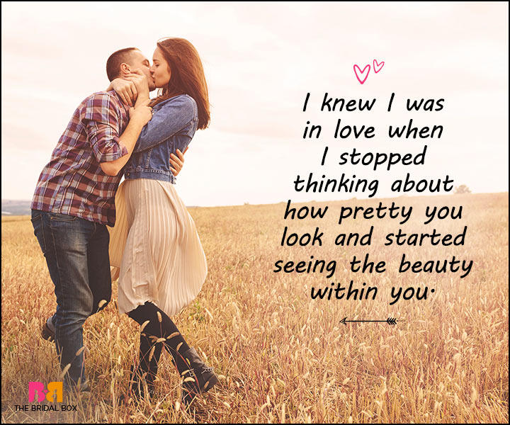 Love Messages For Her - The Beauty Within