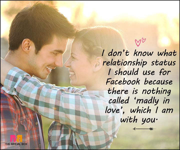 Love Messages For Her - Madly In Love