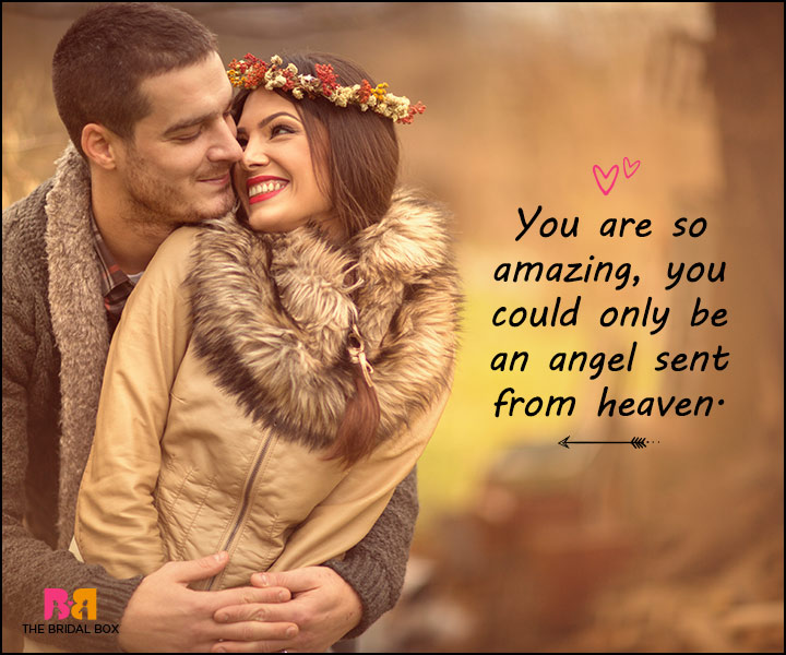 Love Messages For Her - An Angel
