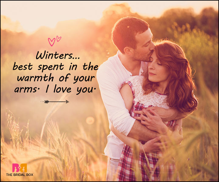 Love Messages For Her - Winters