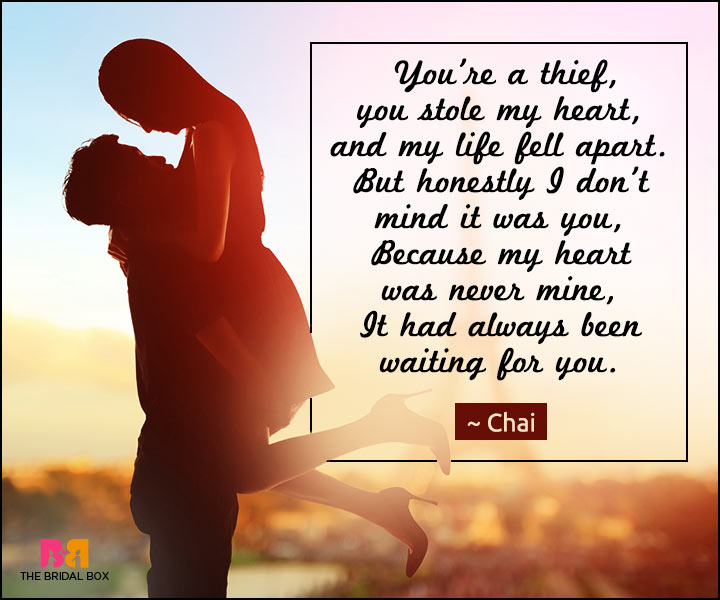 Love Poems For Wife - Waiting For You
