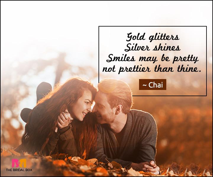 Love Poems For Wife - Glitter