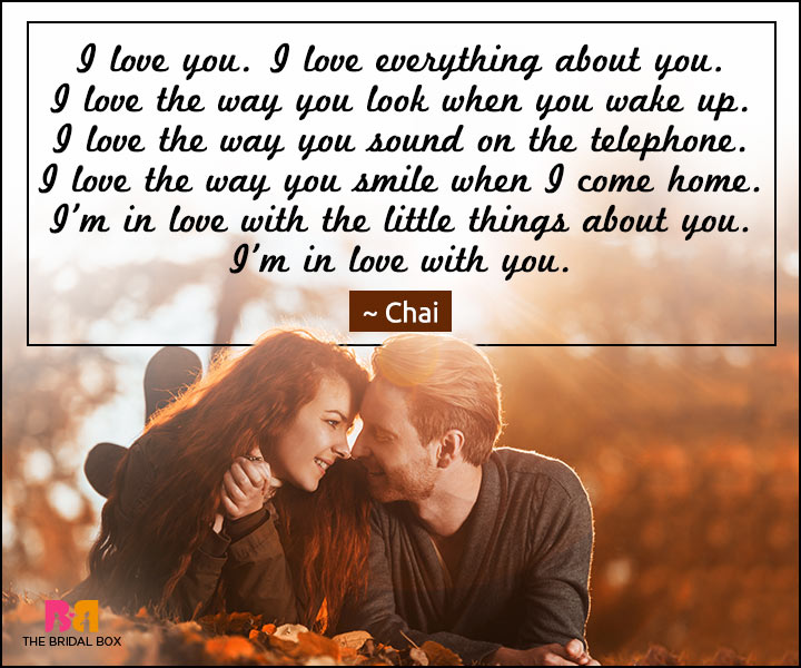 Love Poems For Wife - I'm In Love With You