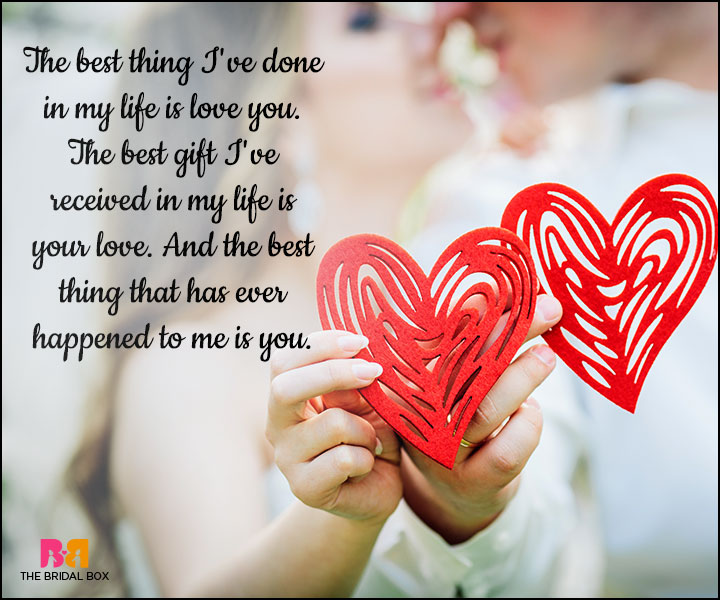 Love SMS For Girlfriend - The Best Gift
