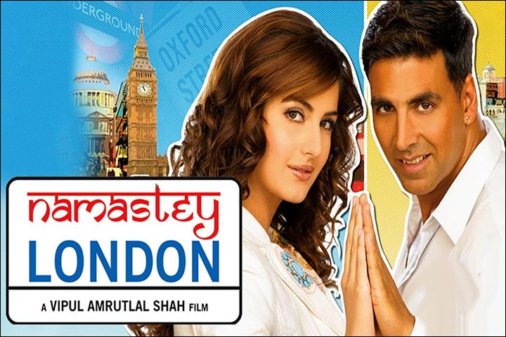 Bollywood Love Story Movies - Namastey London