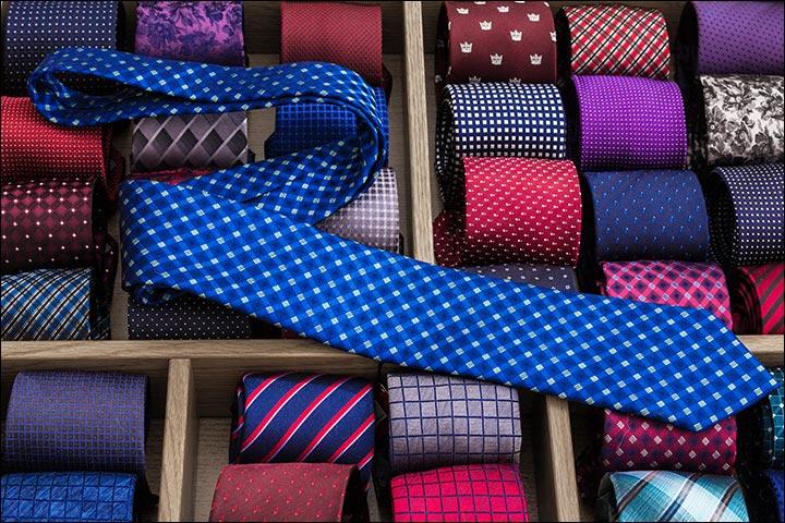 Valentine Gifts For Husband - Necktie Set