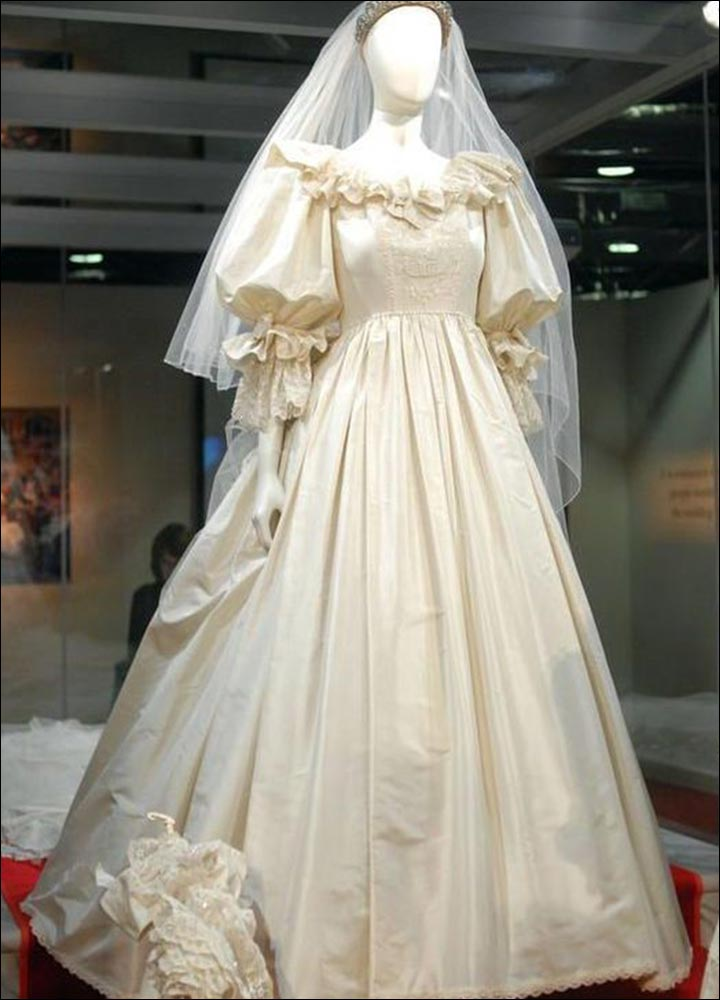 Princess Dianas Wedding Dress