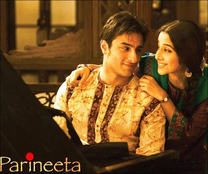 Bollywood Love Story Movies - Parineeta