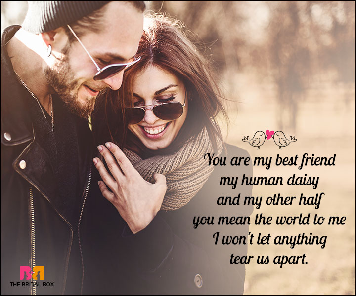 Romantic Love SMS - My Other Half
