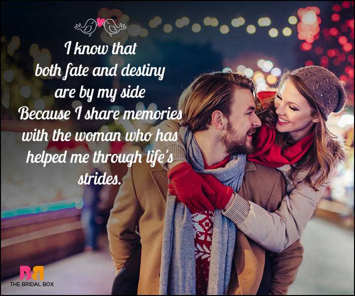 Romantic Love SMS - Fate And Destiny