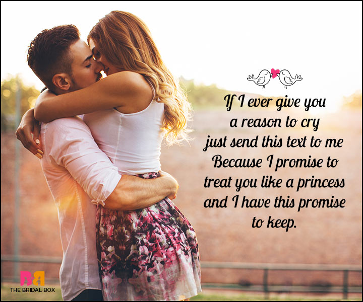 Romantic Love SMS - This Promise I'll Keep