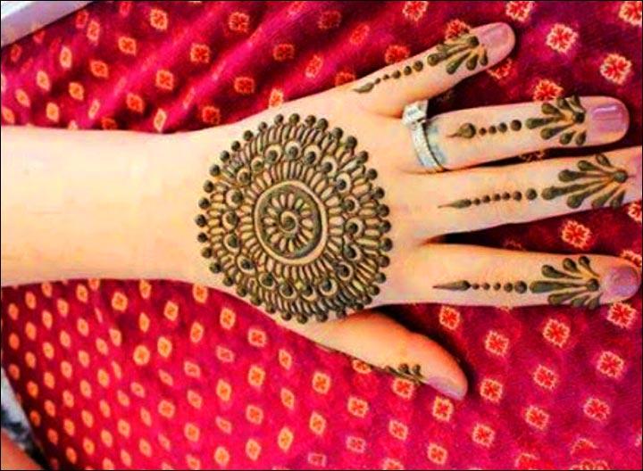 Round-And-RoundRangoli-mehndi-designs
