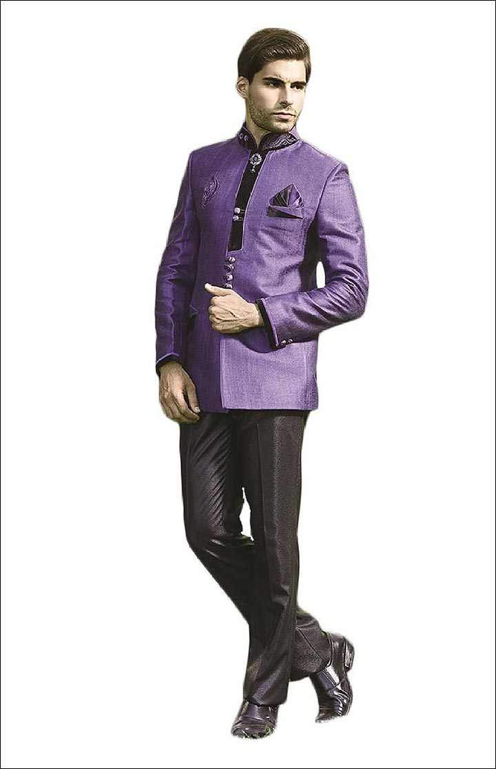 Jodhpuri Suits For Wedding - Royal Men's Jodhpuri