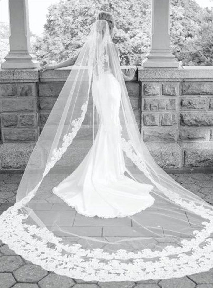 Wedding Veils - Royalty Fee