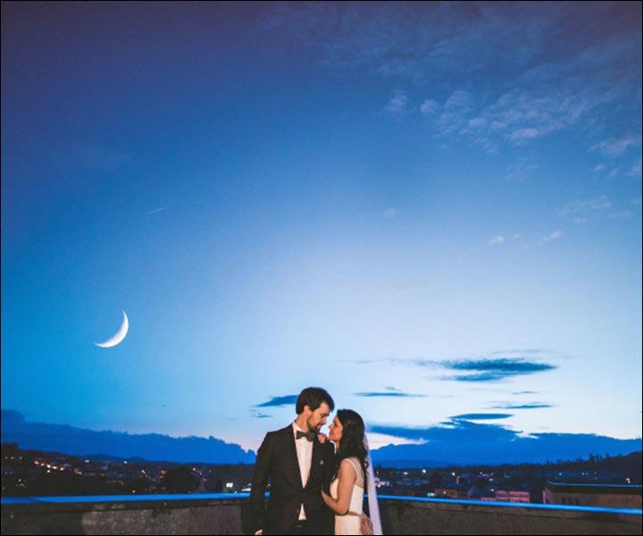 Destination Wedding - Santiago de Compostela, Spain