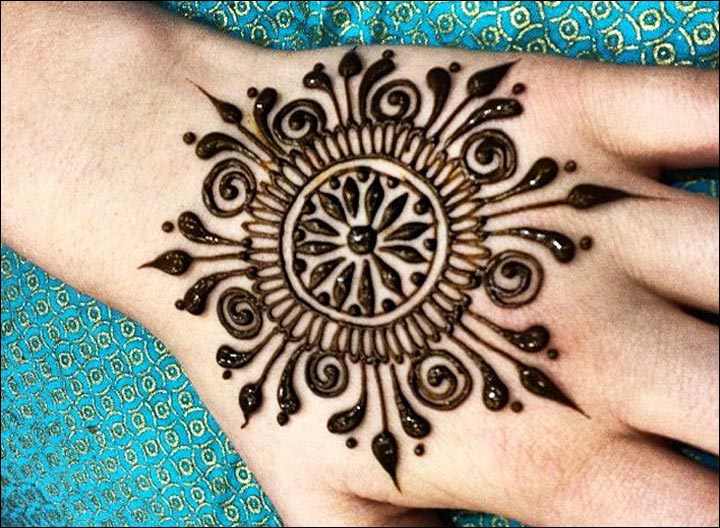 Mehndi Designs And S : 11 rangoli mehndi designs that'll make you fall in love