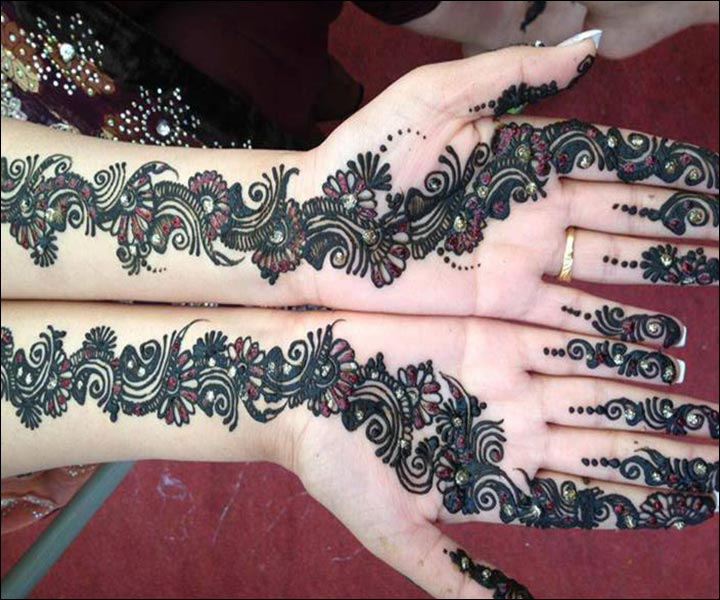 Mehndi Hands Dps : Muslim mehndi designs best you ll fall in love with