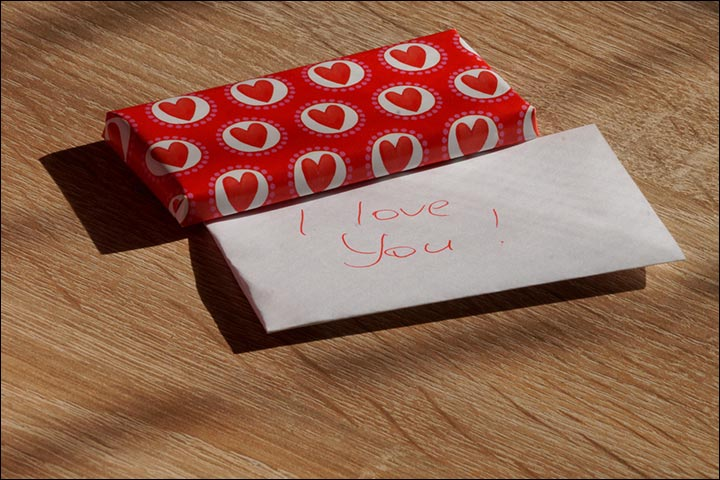 "Love Letter For Boyfriend - The ""We Are Special"" Letter"