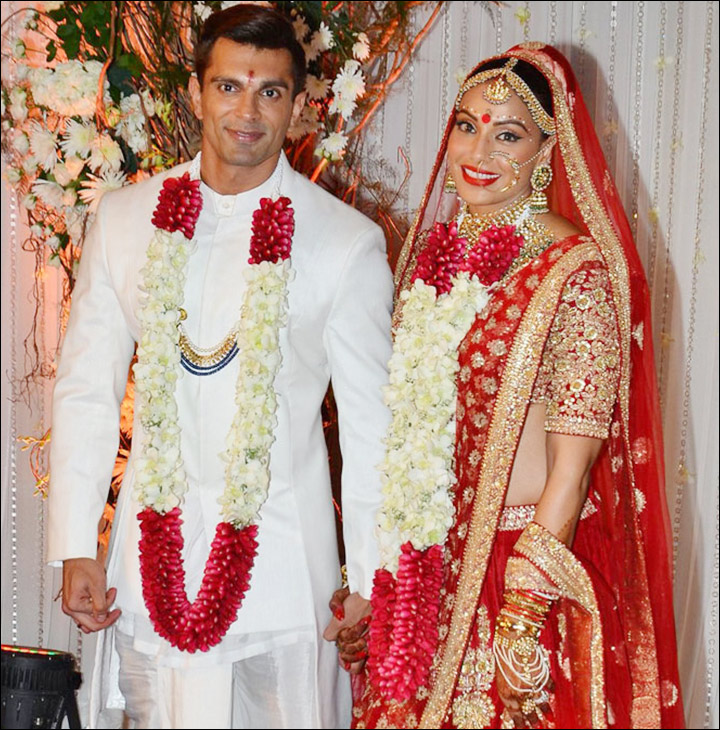 Indian Bridal Looks - The Bengali Bride, Bipasha Basu