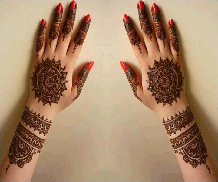 Fall Henna Designs: Muslim Mehndi Designs: 14 Best Designs You'll Fall In Love