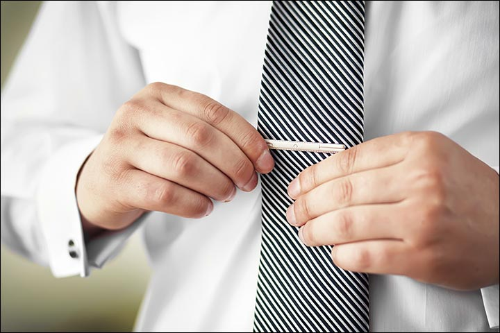 Valentine Gifts For Husband - Tie Clip