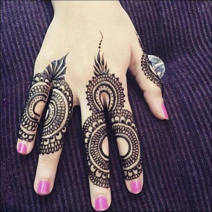 Unique Mehndi Designs - Trend Alert!