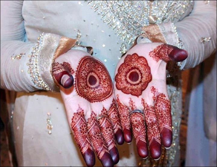 Mughlai Mehndi Designs - Truly Traditional