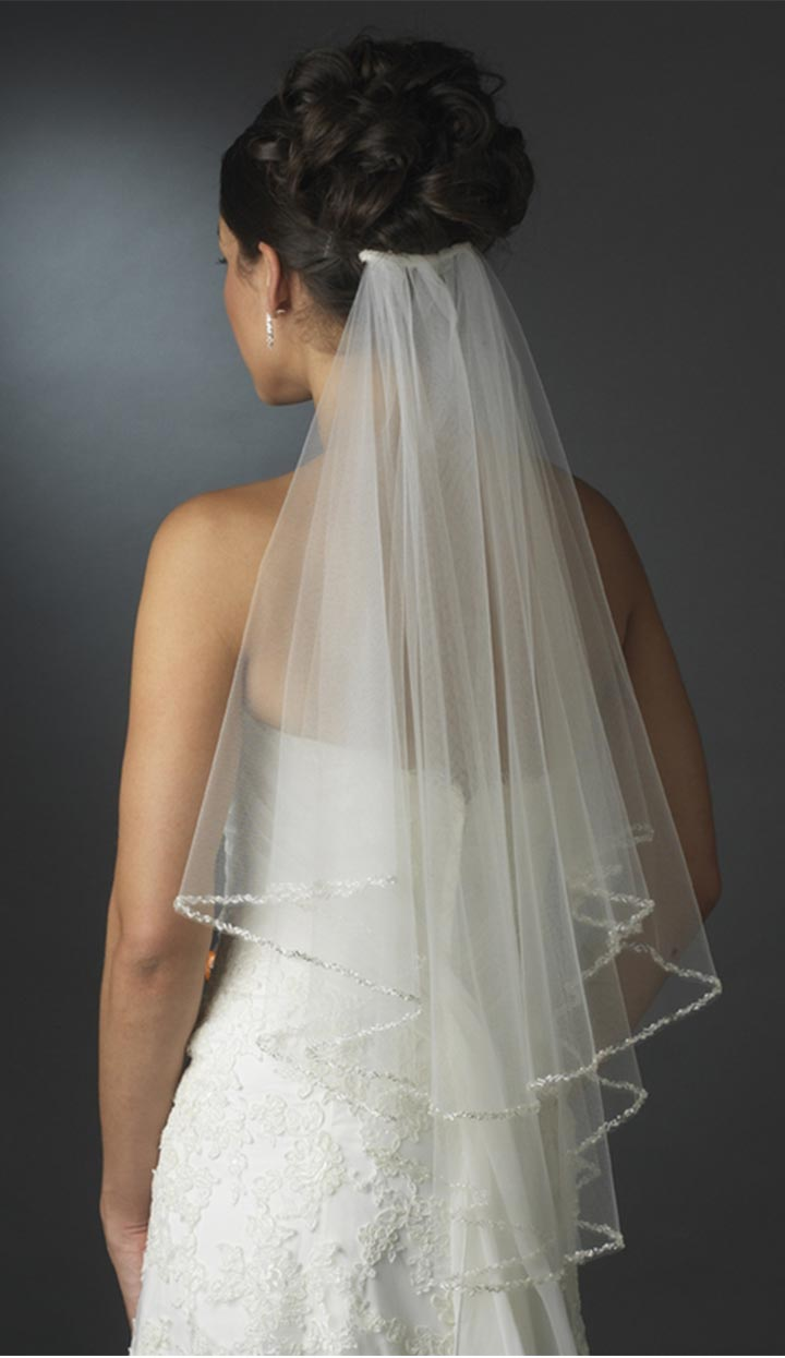25 Wedding Veils That Will Make You Say 'I Do'