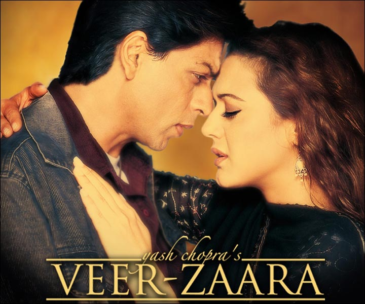 Bollywood Love Story Movies - Veer Zaara