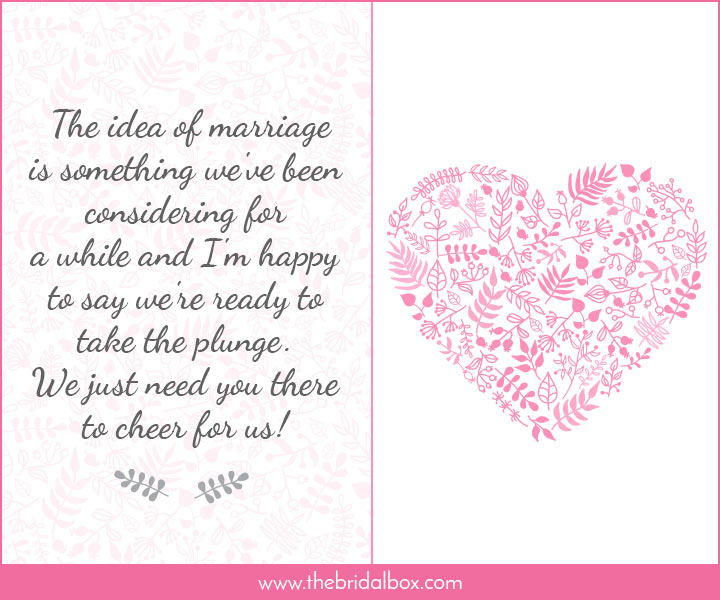 Wedding Invitation Wording - 25